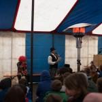 Jugendzeltlager Biberach - der Zirkusdirektor