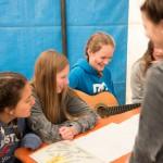 Jugendzeltlager Biberach - Vorbereitung Gottesdienst