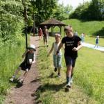 Jugendzeltlager Biberach - Wer gewinnt die Ulkiade?