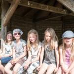 Jugendzeltlager Biberach - Wir genießen die Sonne