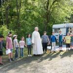 Jugendzeltlager Biberach - Gottesdienst