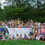 Jugendzeltlager Biberach - Teilnehmer und Betreuer
